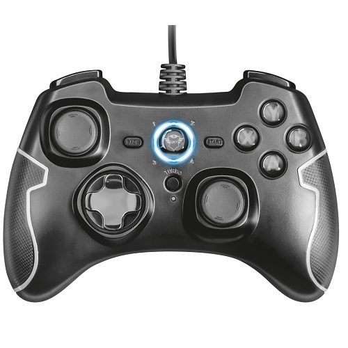 Trust GXT 560 Nomad PC & PS3 gamer gamepad - 22193