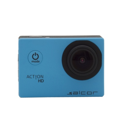 Alcor Action HD sportkamera - Kék