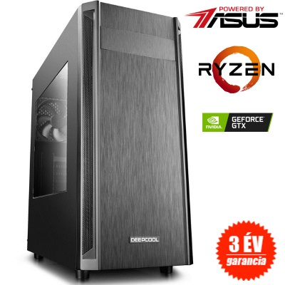 Foramax AMD Ryzen Game PC Gen3 V5