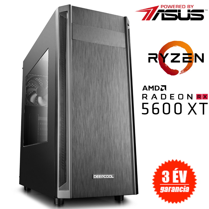 Foramax AMD Ryzen Game PC Gen2 V2