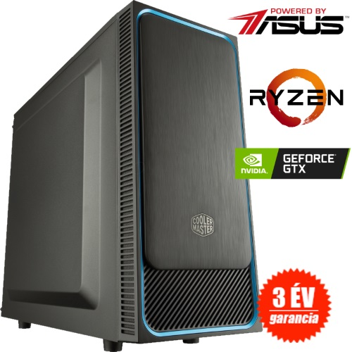 Foramax AMD Ryzen Game PC Gen3 V1