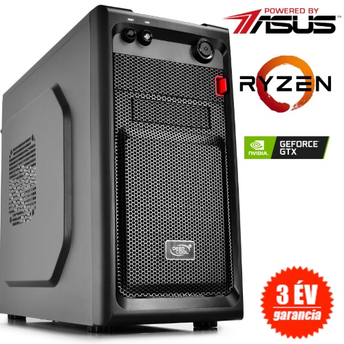 Foramax AMD Ryzen Game PC Gen2 V7