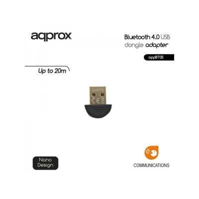 APPROX APPBT05 Bluetooth 4.0 adapter (USB)