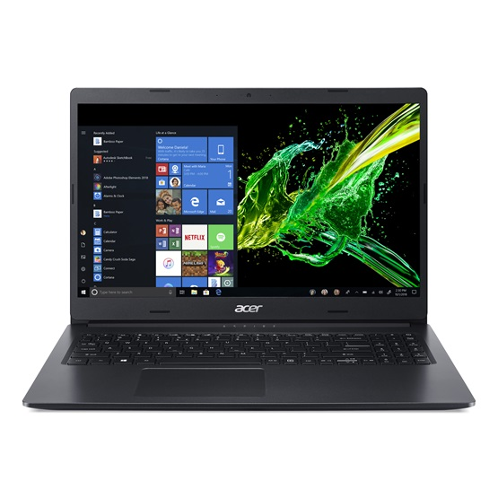 Acer Aspire 3 A315-55KG-37CD - NX.HEHEU.024 - Linux - Fekete - Windows 10