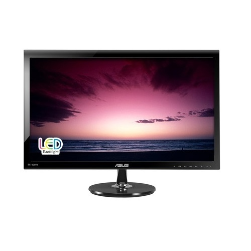 "Asus 27"" VS278Q LED HDMI multimédia monitor - 3év garancia"