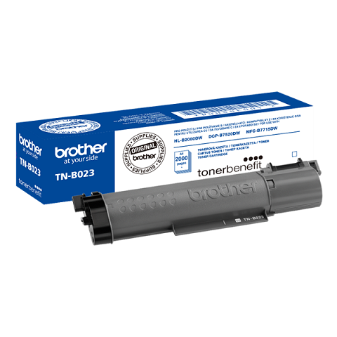 Brother TN-B023 eredeti toner 2K