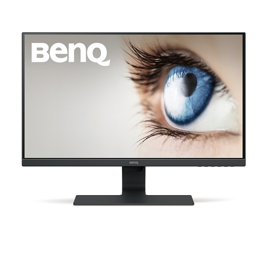 "BenQ monitor 27"" - GW2780 (IPS, 16:9, 1920x1080, 5ms, D-sub, HDMI, DP) Speaker - 3év garancia"