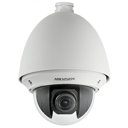 Hikvision IP dómkamera - DS-2DE4225W-DE (2MP, 4,8-120mm, kültéri, ICR, BLC, 3DNR, WDR, IP66, audio, I/O, SD, PoE+)