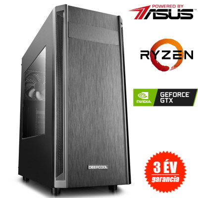 Foramax AMD Ryzen Game PC Gen3 V6