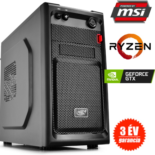 Foramax Msi-AMD Game PC