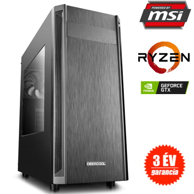 Foramax Msi-RYZEN Game PC V3