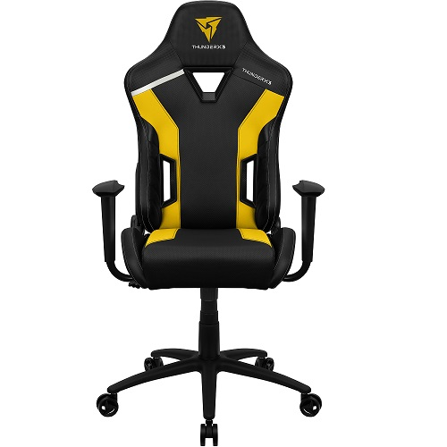 ThunderX3 TC3 Bumblebee Yellow Gamer szék