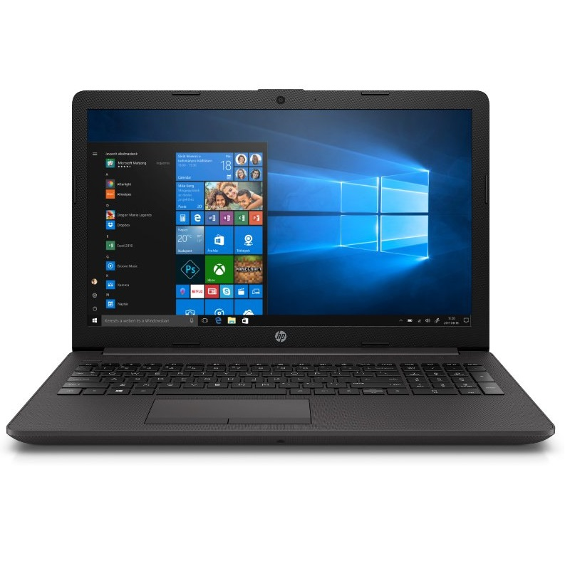 "HP 250 G7 15,6"" 6EB63EA Fekete Notebook"