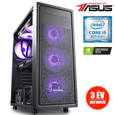 Foramax INTEL Esport PC Gen8 V1