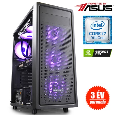 Foramax INTEL Esport PC Gen9 V3