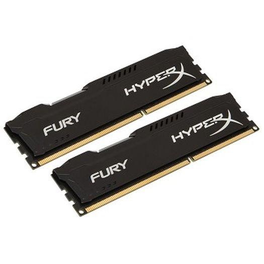 Kingston 16GB (2x8G) DDR4 2133Mhz HyperX Fury Black CL14 - HX421C14FB2K2/16 - 3év gar.