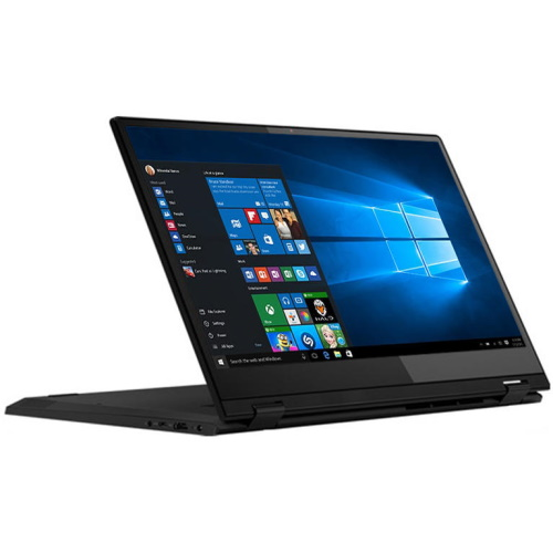 Lenovo Ideapad C340 81N400PDHV - Windows® 10 Home - Fekete - Touch