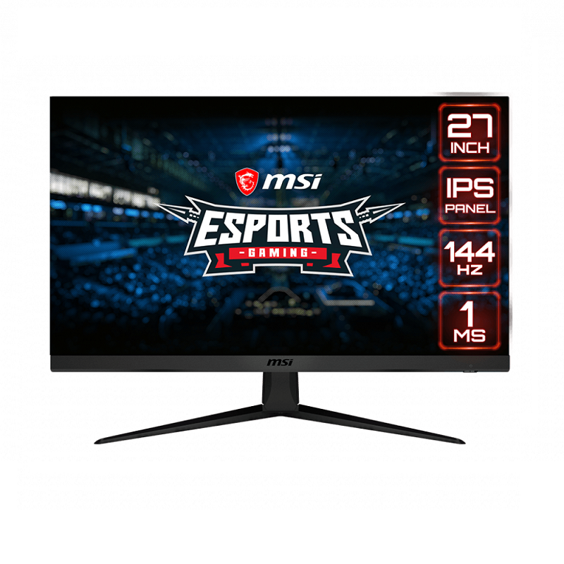 "MSI 27"" Optix G271 144Hz Esport GAMER monitor - 3év garancia"
