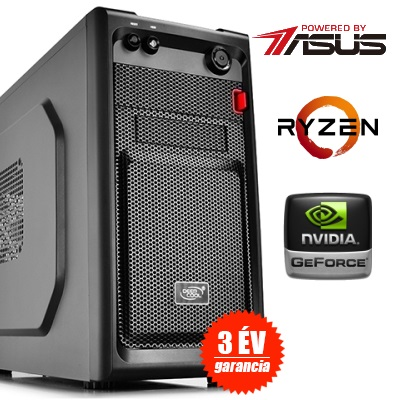 Foramax AMD Ryzen Game PC Gen2