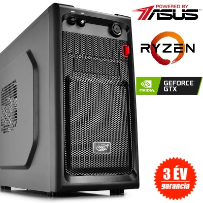 Foramax AMD Ryzen Game PC