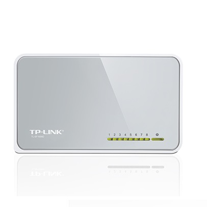 TP-Link 8 portos Switch TL-SF1008D