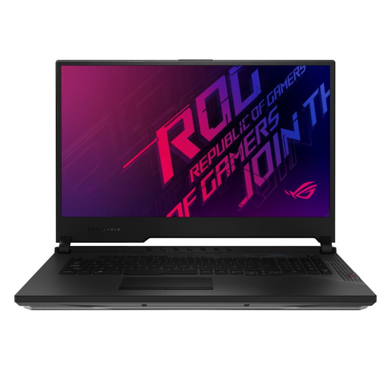 Asus ROG Strix Scar G17 G732LXS-HG014T - Windows 10 - Fekete - 300Hz