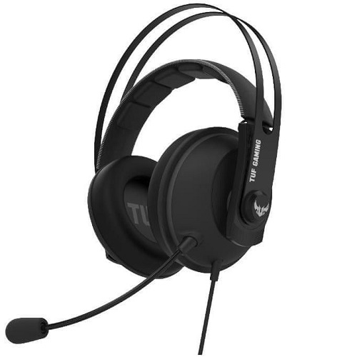 ASUS TUF GAMING H7 CORE Gunmetal Gamer Headset - 2 év garancia