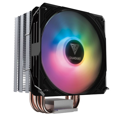 Gamdias - CPU Fan - BOREAS E1-410
