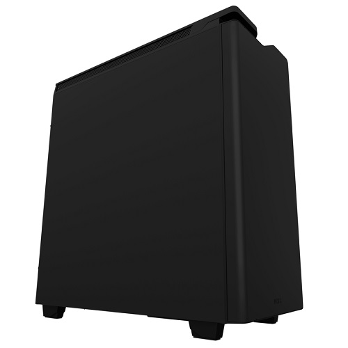 NZXT Mid Tower Fekete - H440 - CA-H442C-M8