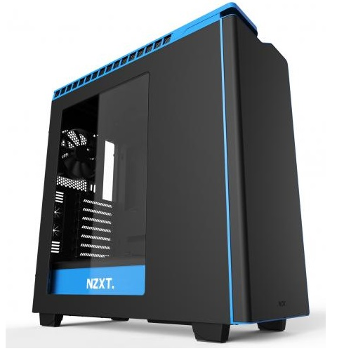 NZXT Mid Tower - H440 - CA-H440W-M4