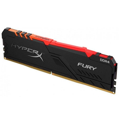 Kingston 16GB/3466MHz DDR4 HyperX FURY RGB (HX434C16FB3A/16) memória