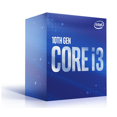 Intel Core i3-10100F - Turbo 4.3Ghz - 3 év garancia