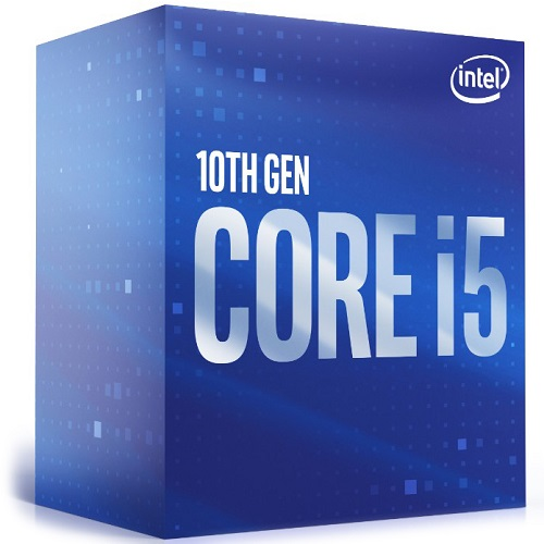 Intel Core i5-10600 - Turbo 4.8Ghz - 3 év garancia