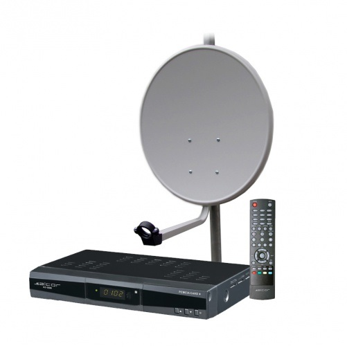 Alcor HD-5300 DVB-S/S2 vevő