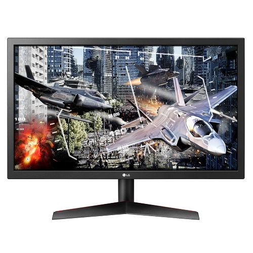 "LG 24"" 24GL600F LED 144Hz Gamer monitor - 3 év garancia"