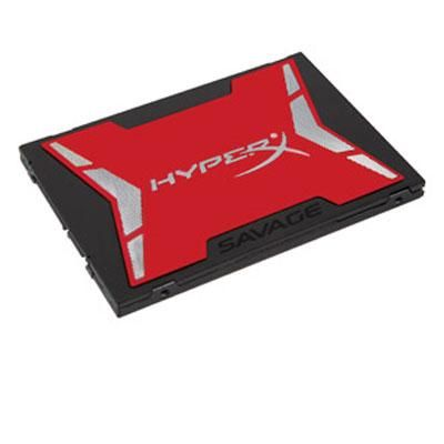 Kingston SATA3 HyperX Savage - 240GB - SHSS37A/240G - 3év garancia