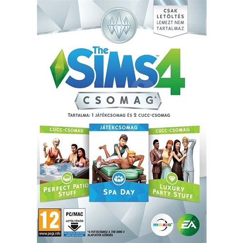 THE SIMS 4 Bundle Pack 1 PC játékszoftver