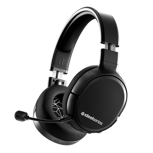 SteelSeries Arctis 1 wireless fekete gamer headset