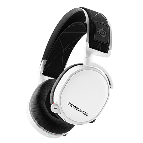 SteelSeries Arctis 7 wireless fehér gamer headset