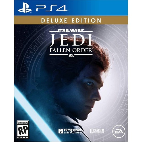 Star Wars Jedi: Fallen Order Deluxe Edition Bundle PS4 játékszoftver