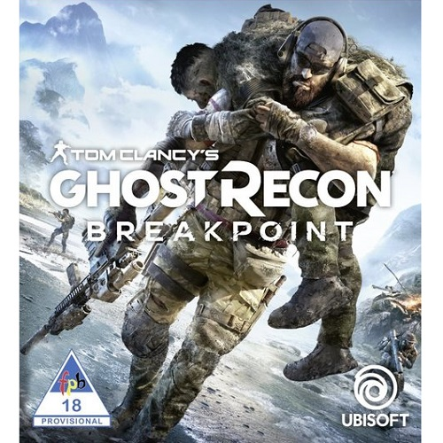 Tom Clancy`s Ghost Recon Breakpoint PC játékszoftver