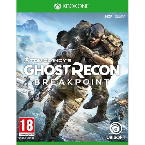 Tom Clancy`s Ghost Recon Breakpoint XBOX One játékszoftver