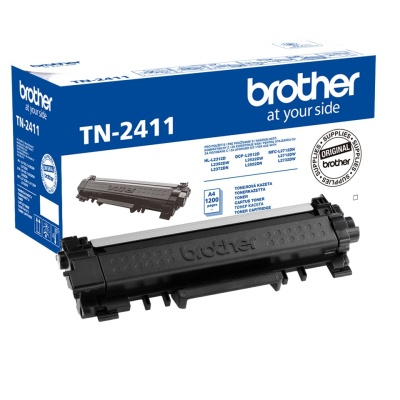 Brother TN-2411 eredeti toner  1,2k