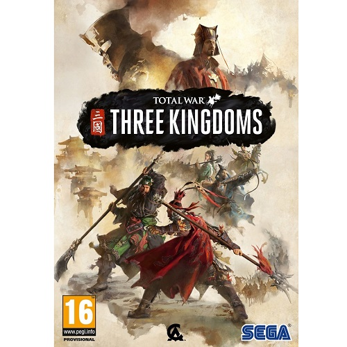Total War: Three Kingdoms PC játékszoftver