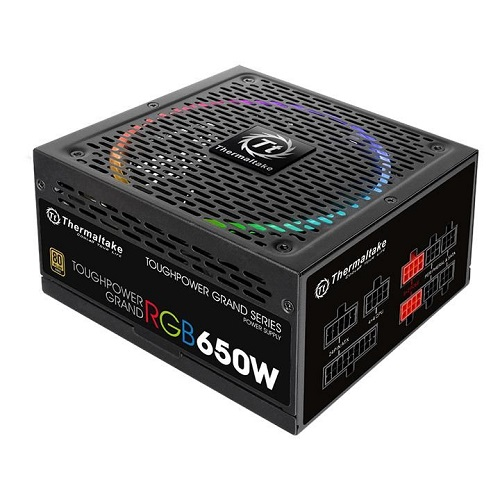 Thermaltake Toughpower Grand RGB 650W moduláris - 5 év garancia