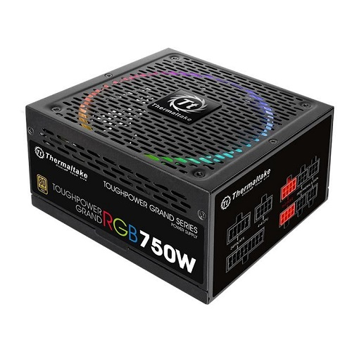 Thermaltake Toughpower Grand RGB 750W moduláris - 5 év garancia