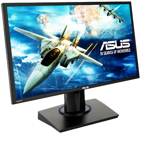 "Asus 24"" VG245H LED HDMI FreeSync multimédiás monitor - 3 év garancia"