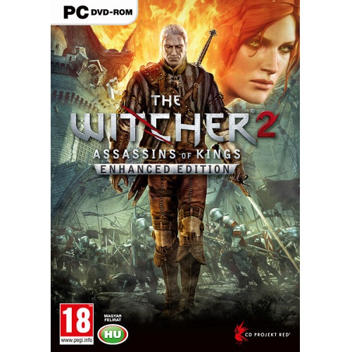 The Witcher 2: Assassins Of Kings Enhanced Edition PC játékszoftver