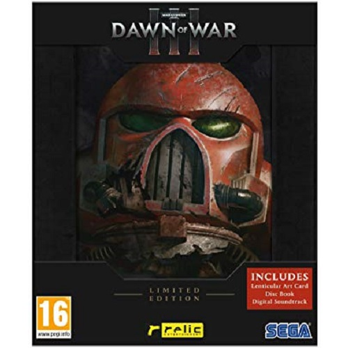Warhammer 40,000: Dawn Of War III Limited Edition PC-ESP játékszoftver